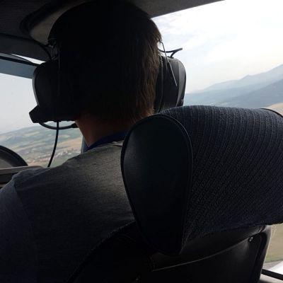 Pilotom na skúšku-obrázok