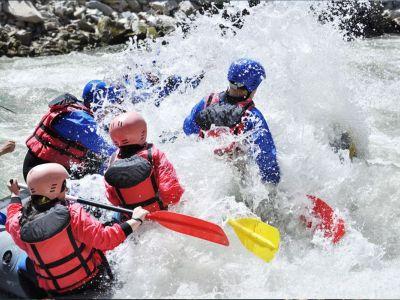 Rafting-obrázok